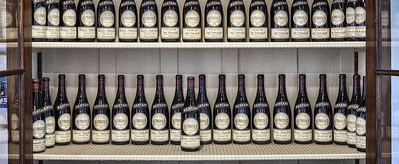 italien-wein-venetien-Amarone-Bertani-Alte Jahrgänge