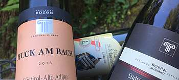 Südtirol - Der Magdalener Rotwein aus Bozen feiert Erfolge in Italien