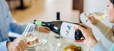 italien-Wein-Toskana-Weingut Val delle rose-Vermentino-Weißwein