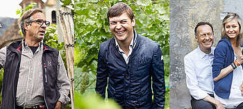 Weintipp Südtirol - Weissburgunder und Chardonnay vom Alltagswein bis zum ICON-Wein