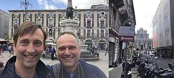 Peters Brandreden für authentische Lebensmittel von Bufala über Bistecca bis Pasta made in Sicily